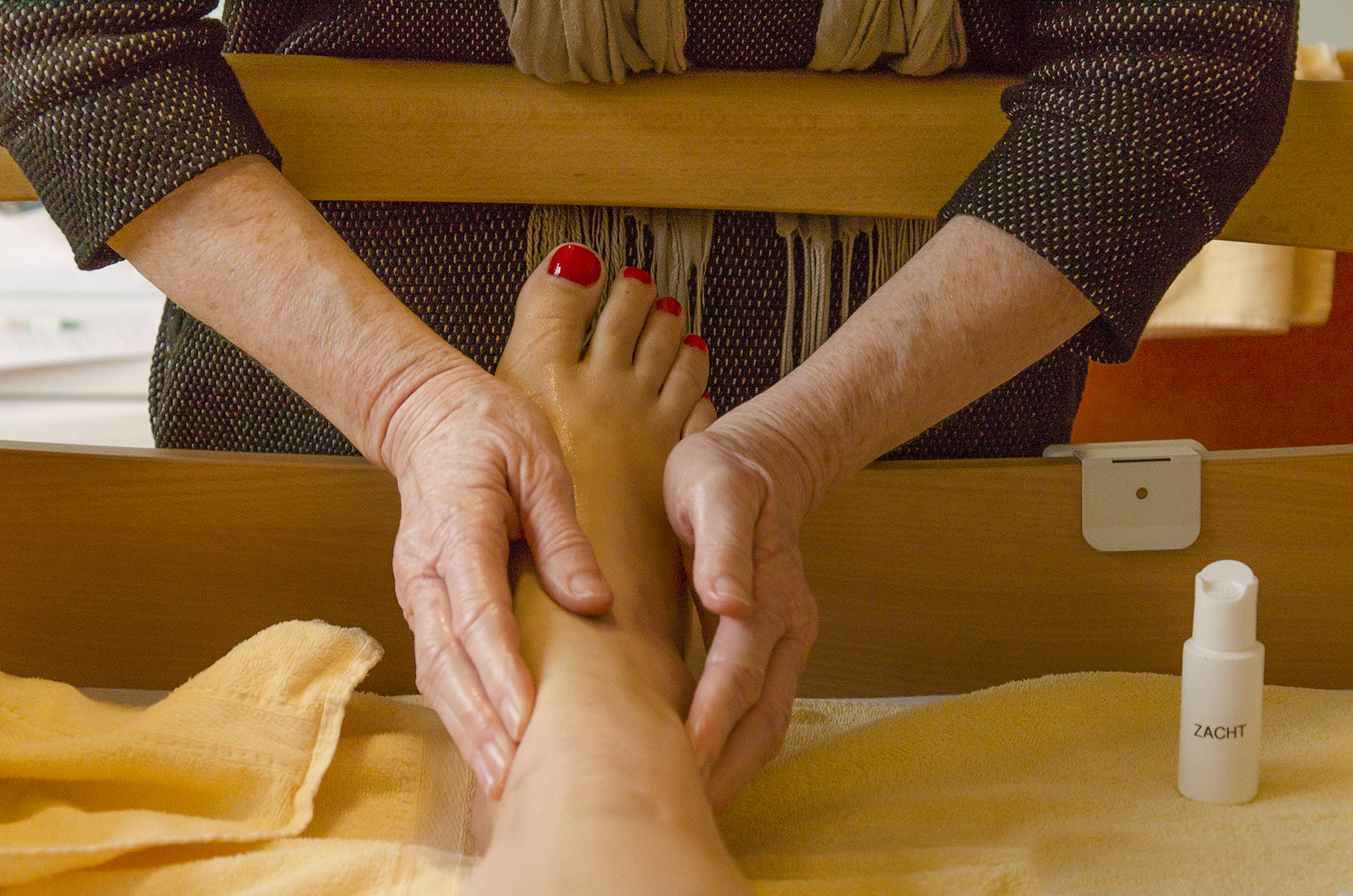 Massage Hospice CZ